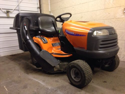 Husqvarna Yth 2042 Ride On Mower Lawnmowers Shop