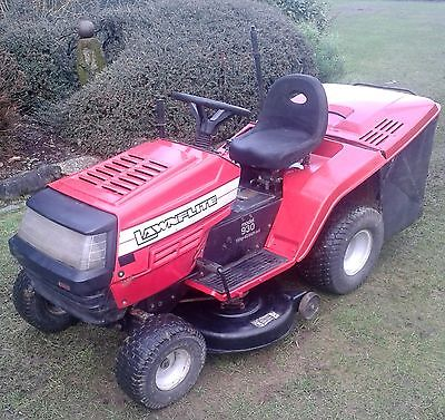 Mtd Lawnflite 930 Ride On Mower 40 Cut 15hp Briggs And