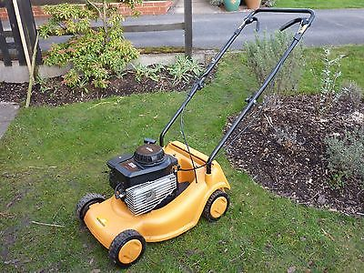 Mcculloch M3540pd Push Mower Lawnmowers Shop