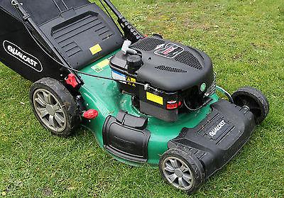 qualcast petrol self propelled lawnmower xs51a sd. Black Bedroom Furniture Sets. Home Design Ideas