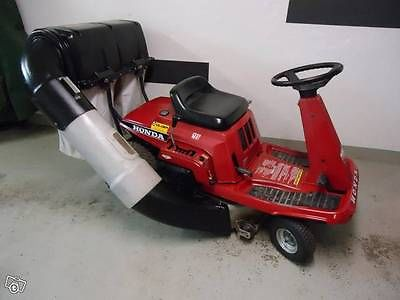 Honda Hr-t3009 Ride On Lawn Mower With Rear Collector - Lawnmowers Shop