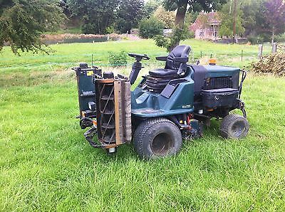 Hayter Lt324 Ride On Triple Cylinder Mower Kubota Engine
