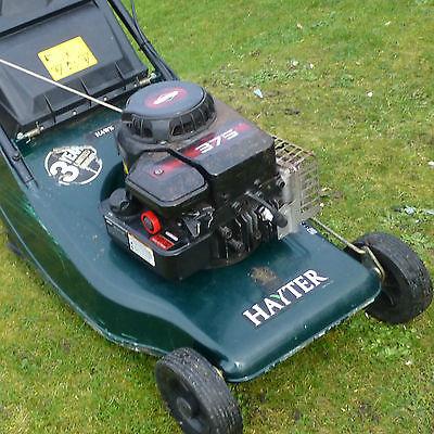 Hayter Hawk 308n Push Lawn Mower Briggs Stratton Sprint