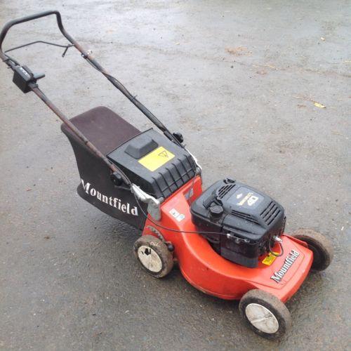 Mountfield Quantum 40 Xl Push Petrol Lawn Mower