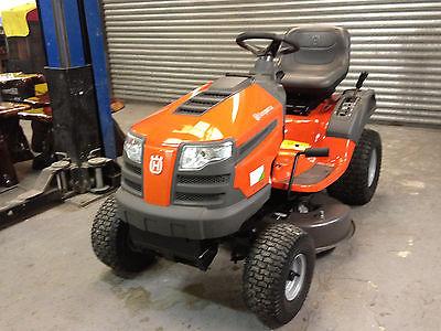 Husqvarna Lt154 Ride-on Lawnmower - Lawnmowers Shop