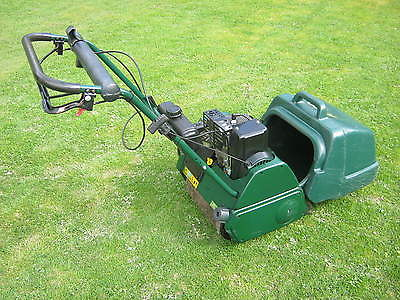 Atco Balmoral 14s Petrol Cylinder Self Propelled Lawn