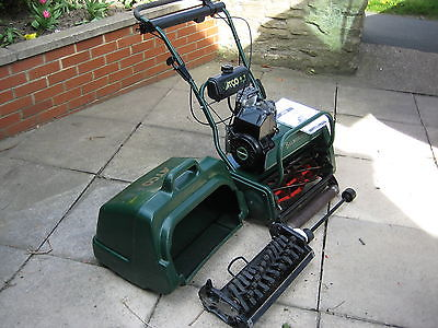 Atco Balmoral 17s Self Propelled Petrol Cylinder Mower