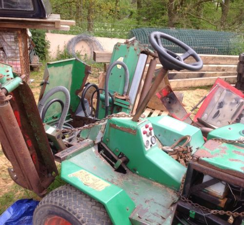 spares  repair ransomes  ride  mower cyl kubota engine lawnmowers shop