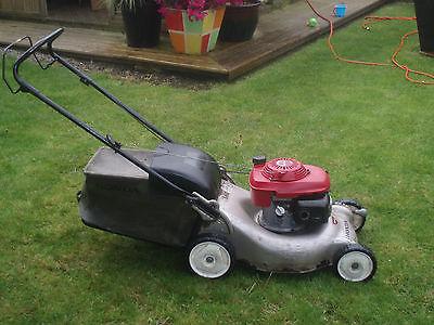 Honda Izy Hrg 465 C Sd Push Mower Lawnmowers Shop