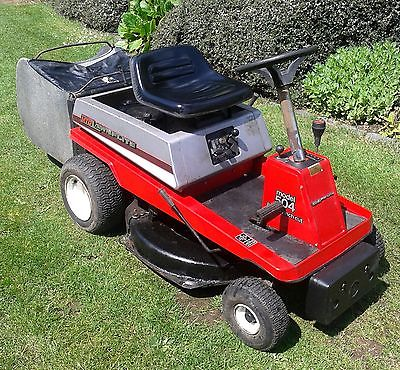 Mtd Lawnflite 830 Ride On Mower 8hp Briggs And Stratton