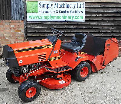 Westwood T1200 12hp Ride On Mower Spares Or Repairs Lawn