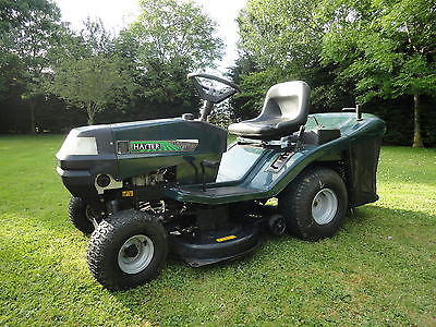 Hayter Heritage 13 40 Ride Sit On Mower Lawn Tractor Not
