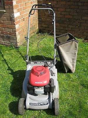 honda hrb 476 c push mower lawnmowers shop. Black Bedroom Furniture Sets. Home Design Ideas