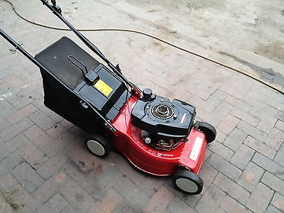 Mountfield Laser Omega 42cm Push Mower Lawnmower Honda Gv100 Engine - Lawnmowers Shop