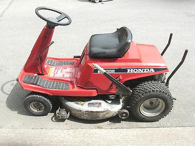 Honda Ht R 3009 Ride On Lawnmower Engine 30 Cut Mower