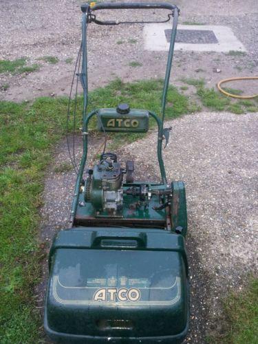Atco Commodore B20 Push Mower Lawnmowers Shop