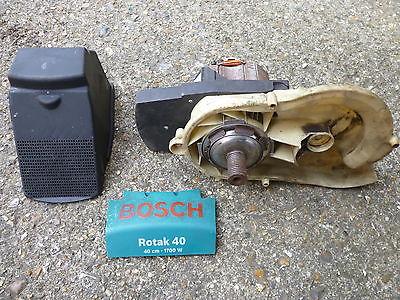 Bosch Rotak 40 1700w Electric Push Lawnmower Mower Motor - Lawnmowers Shop