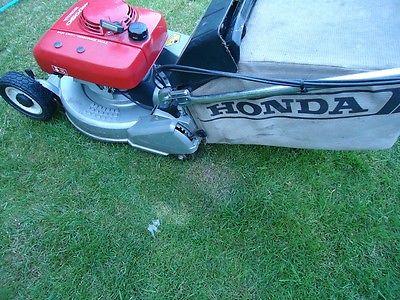 Honda Hr 1950 Push Mower Lawnmowers Shop
