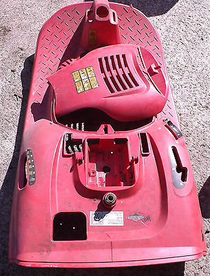 Mountfield/champion/ggp 6/63 El 63 Sit/ride On Mower Engine Covers / Body - Lawnmowers Shop
