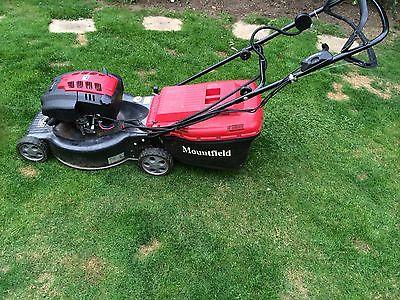 Mountfield Rm65 200cc Petrol Self Propelled Mower