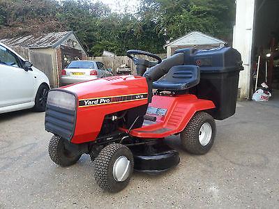 Lawnmower Husqvarna Yard Pro Lr12 Ride On Lawn Mower