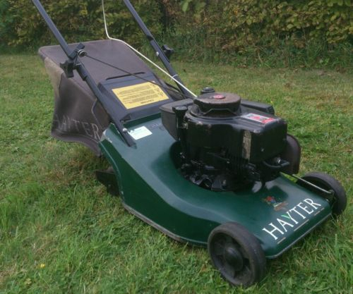 Hayter Harrier 41 Autodrive Self Propelled Petrol Rotary Lawn Mower - Lawnmowers Shop