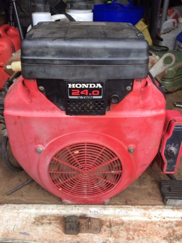 Honda 24 Hp V Twin Engine - Lawnmowers Shop