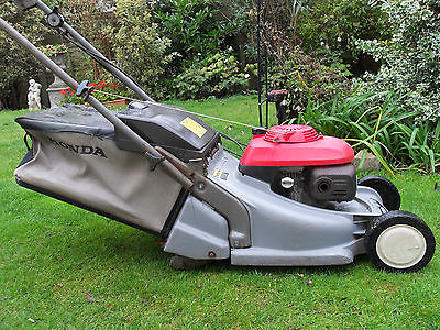Honda Hrb 476c Petrol Lawn Mower Self Propelled ...