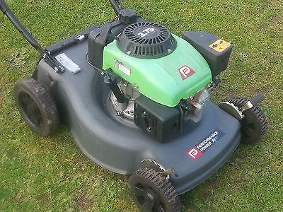 Performance Power Petrol Lawnmower With Selfpropelled - Lawnmowers Shop