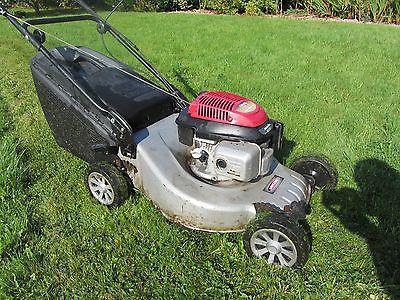 Petrol Lawn Mower Honda Engine 135cc Self Propelled