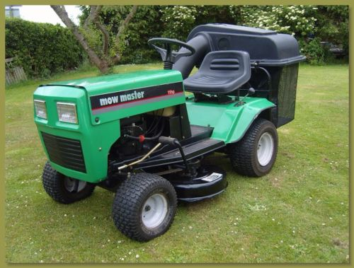 mtd mow master ride  mower lawnmowers shop