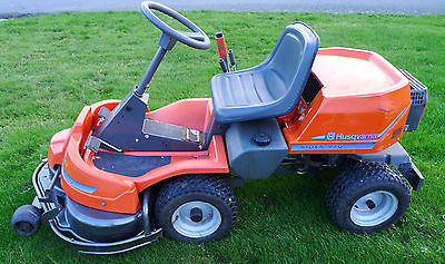 Husqvarna 970 Rider Ride On Mulching Mower Lawnmowers Shop