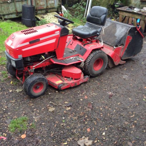 Mtd Tractor 1600 : Westwood countax t ride on lawnmower spares repair no