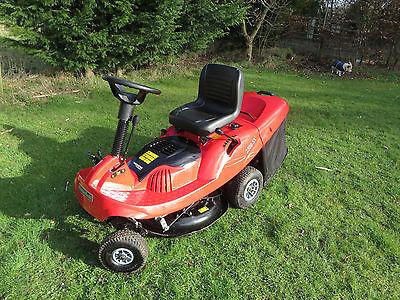 Mountfield 2500 Sv Ride On Lawn Mower Garden Tractor 25