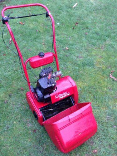 Qualcast Suffolk Punch 14s Self Propelled Petrol Lawn