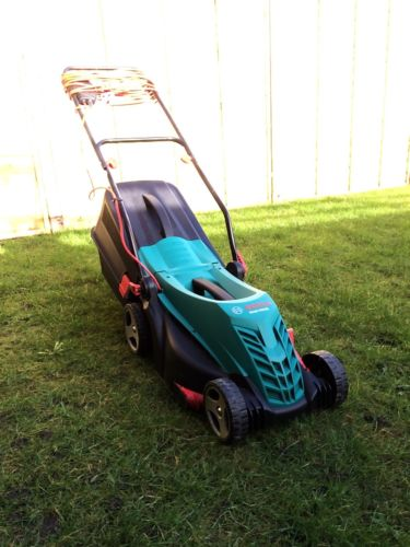 Bosch Rotak 340 Er Electric Lawn Mower Lawnmowers Shop