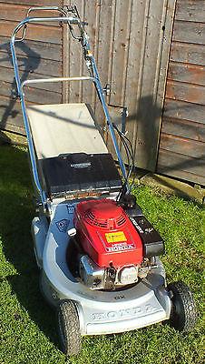 Honda 216 Rear Roller Self Propelled Petrol Lawn Mower