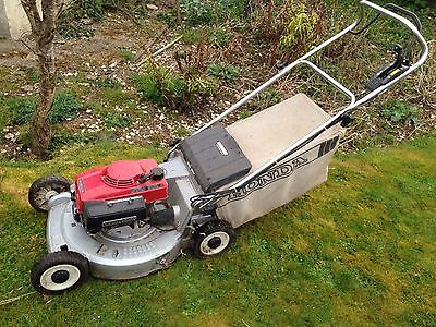 Honda Hr 214 Petrol Lawnmower – Self Propelled Parts Only ...