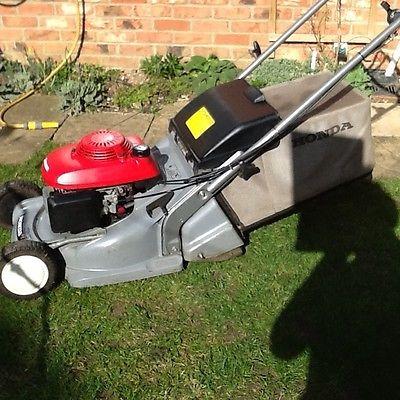 Honda Hrb 476 C Push Mower - Lawnmowers Shop