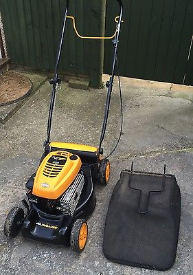 Mcculloch 450c Push Mower Lawnmowers Shop