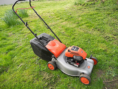Flymo Quick Silver 46cm Push Mower Briggs And Stratton