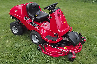 Countax X15 Ride On Lawn Mower Garden Tractor Out Front