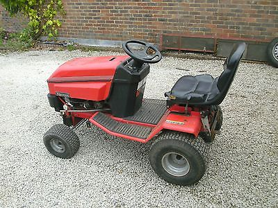 westwood ride on mower manual