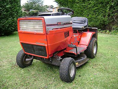 ride on petrol lawn mower rotary 30 u2033 cut mtd lawnflite 548 12hp rh lawnmowersshop co uk MTD Garden Tractors MTD Parts