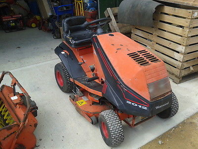 Ransomes Westwood 2012 Ride On Mower Garden Lawn Tractor