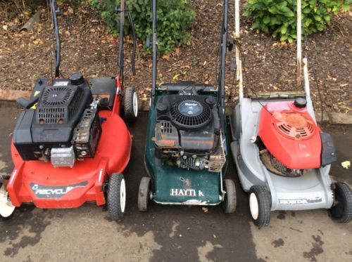 honda hrb 423 hayter 41 toro push mower non runners. Black Bedroom Furniture Sets. Home Design Ideas