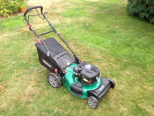 qualcast 51cm self propelled petrol mower lawnmowers shop. Black Bedroom Furniture Sets. Home Design Ideas