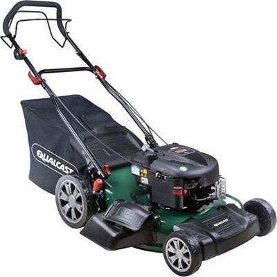 Qualcast 150cc Self Propelled Petrol Rotary Lawn Mower