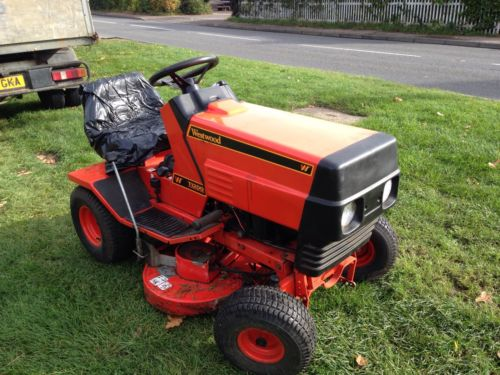 Mtd Tractor 1200 : Westwood t ride on mower garden tractor lawnmowers shop