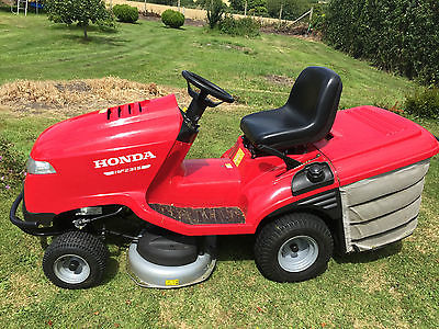 Honda Ride On Mower Tractor Lawnmower Hf2315 Lawnmowers Shop